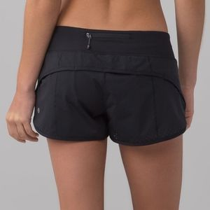 "Lululemon Speed Short 4 way stretch 2.5"" Black 4"